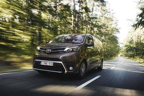 Nuevo Toyota Proace Verso