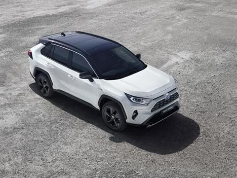 Comienza la comercialización del nuevo Toyota RAV4 Hybrid
