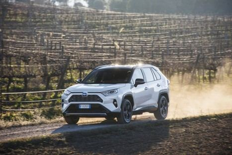 La gama del nuevo Toyota RAV4 hybrid, ya disponible en España