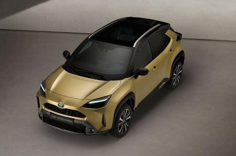 El nuevo Toyota Yaris Cross Electric Hybrid, ya esta en preventa
