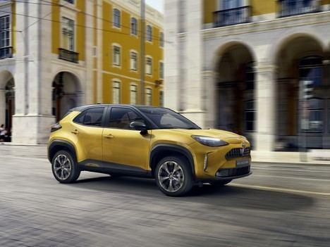 La gama completa del Toyota Yaris Cross Electric Hybrid en preventa