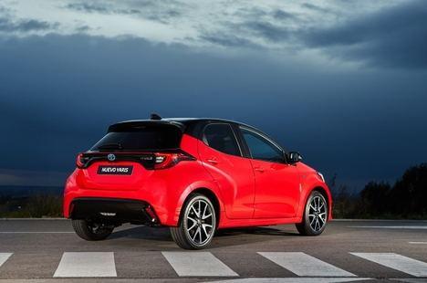 Toyota España lanza el nuevo Yaris Electric Hybrid