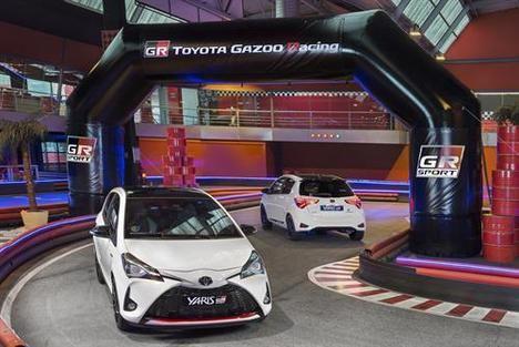 Nuevo Toyota Yaris GR-Sport