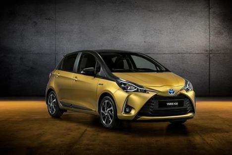 Nuevos Toyota Yaris GR Sport y Y20