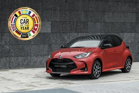 Transmisión e-CVT para el Toyota Yaris