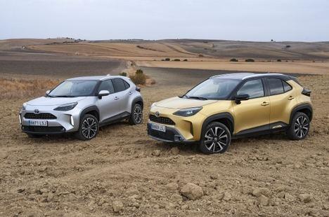 Toyota España lanza el Yaris Cross Electric Hybrid