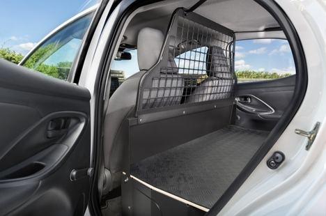 Nuevo Toyota Yaris Electric Hybrid Ecovan