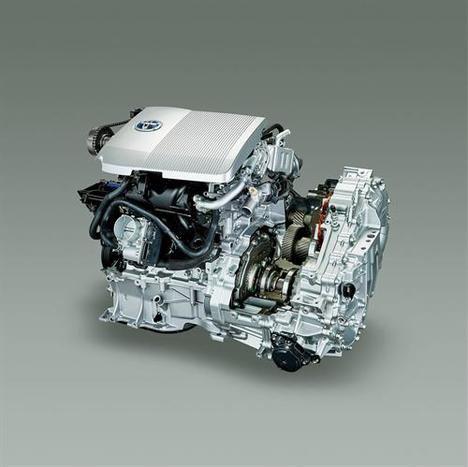 Toyota promueve la electrificación global de vehículos