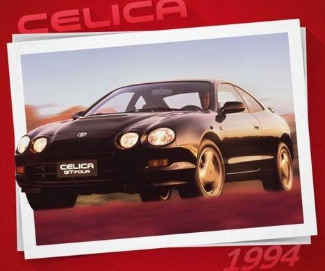 50 años del nacimiento del mítico Toyota Celica
