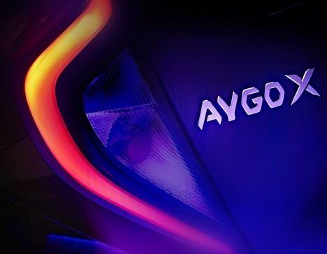 Toyota confirma el nuevo Aygo X