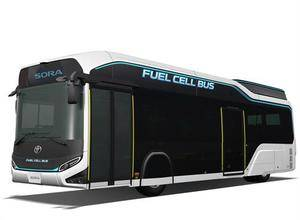 Dos nuevos prototipos de pila de combustible de Toyota