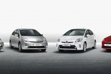 Toyota Electric Hybrid, una historia de éxito en España