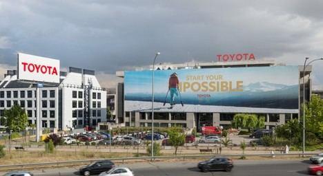 Toyota, de nuevo entre las mejores empresas para trabajar en España