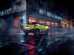 Toyota España lanza el nuevo C-HR 'Limited Edition' Amarillo Wasabi