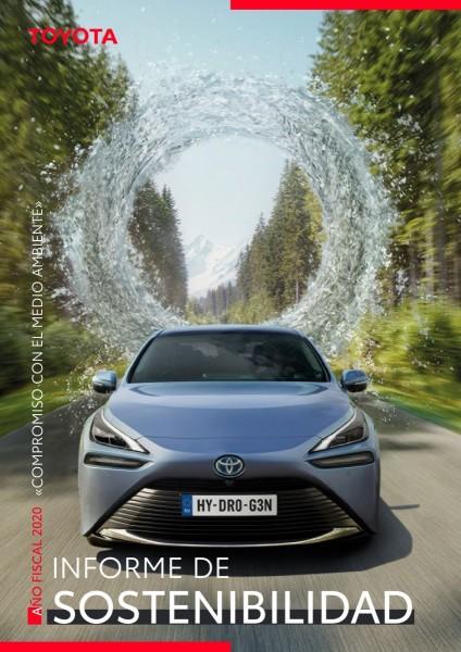Toyota España presenta su Informe de Sostenibilidad 2019-2020