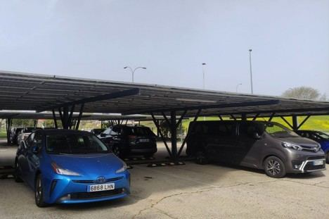 Toyota España reducirá su impacto ambiental en 55.000 kg de CO2 al año