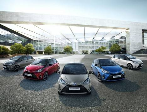 Toyota España lanza la gama 2018 del nuevo Toyota Yaris