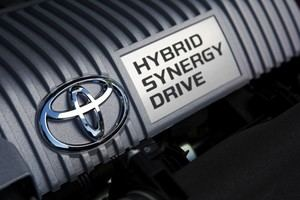 Casi la mitad de los vehículos vendidos por Toyota en Europa son híbridos eléctricos