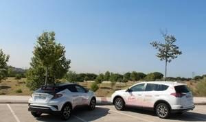 La gama híbrida de Toyota, protagonista también de #RompeTusBarreras