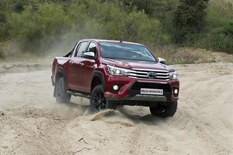 Toyota Hilux, poderío absoluto