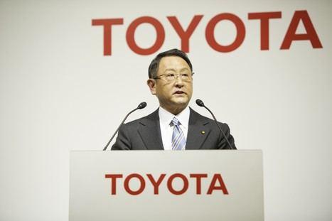 Toyota impulsa el fortalecimiento de las empresas del grupo