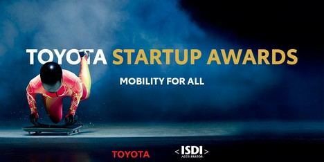 Toyota Motor Europe lanza los premios Toyota Startup Awards