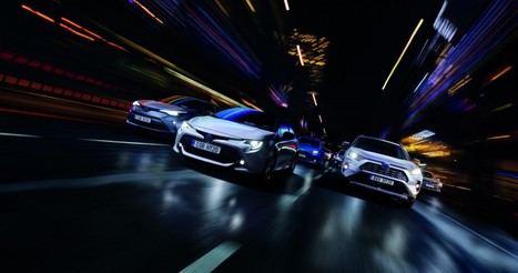 Toyota, líder en el mercado neto en España
