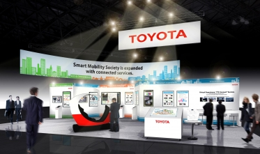 Toyota presenta lo último en movilidad inteligente