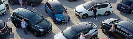 Toyota se acerca al medio millón de híbridos vendidos en Europa