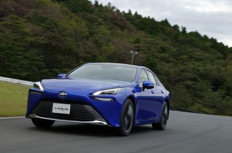 Segunda generación del Toyota Mirai