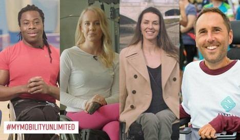 #MyMobilityUnlimited: tecnologías revolucionarias para personas con parálisis de las extremidades inferiores