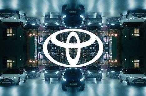 Toyota lanza su nueva identidad en Europa