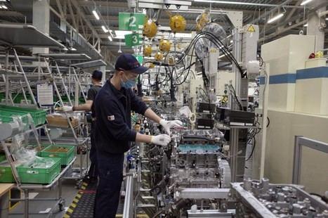 Toyota inicia la producción del nuevo motor 1.5 Dynamic Force
