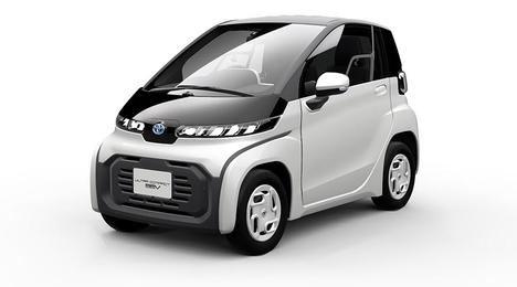 Toyota presenta Ultra-compact