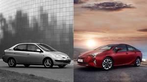 Toyota Prius: 20 años de liderazgo híbrido