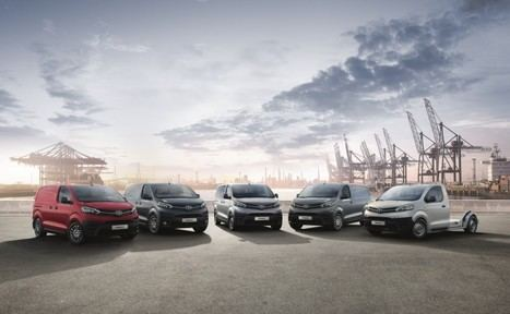 Nueva gama 2019 del Toyota PROACE