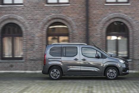 Toyota España lanza el Proace City
