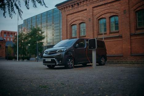Toyota España abre la pre-venta del Proace Electric Van