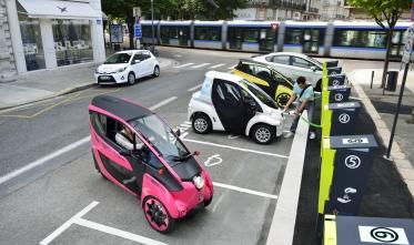 Proyecto de carsharing de Toyota