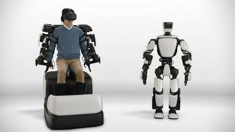 Robots Toyota: de la asistencia domiciliaria al mejor jugador de baloncesto