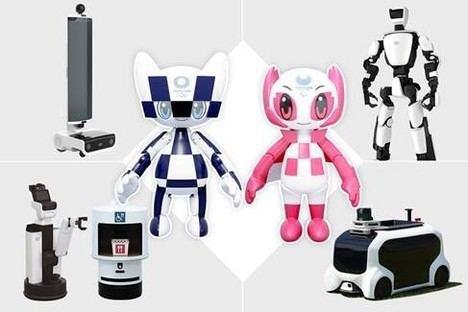 Los robots Toyota ayudan a asistir a los Juegos Olímpicos y Paralímpicos de Tokio 2020
