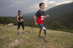 La DGT colabora con el reto deportivo RompeTusBarreras