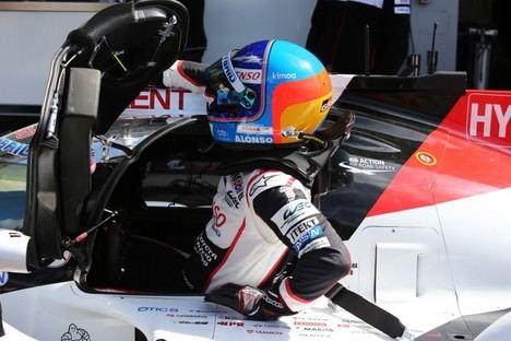 Toyota se alía con Discovery para llevar a Fernando Alonso a la TV en abierto