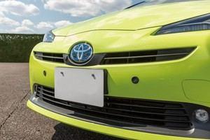 Seguridad Toyota: nuevo sistema de supresión de la aceleración