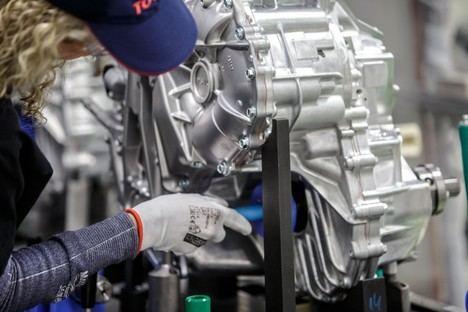 Comienza la producción de transejes híbridos para los Corolla Hybrid y C-HR Hybrid