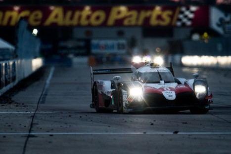 Toyota y Fernando Alonso, victoria en las 1.000 millas de Sebring