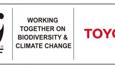 Toyota y WWF por la biodiversidad y contra el cambio climático