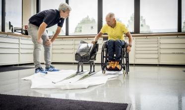 Andrea Eskau y Toyota Motorsport, socios paralímpicos