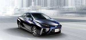 Toyota colaborará en crear una sociedad basada en el hidrógeno