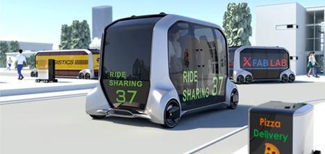 Toyota lanza un nuevo ecosistema de movilidad y el prototipo e-Palette